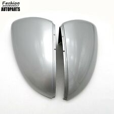 Left+Right Rearview Mirror Covers Caps Fit for VW Golf 7 MK7 VII e-Golf 14-18