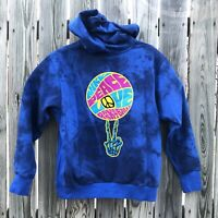 Nike Peace Love Basketball Grateful Dead Sweatshirt CU3617-492 Mens Large SAMPLE
