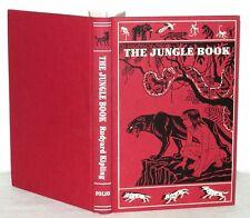 The Jungle Book - Rudyard Kipling, Illustrated, Folio Society, 2002 6th Printing