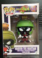 Funko Pop! Movies: Space Jam- Marvin The Martian #415 Funko Pop Vinyl Figure