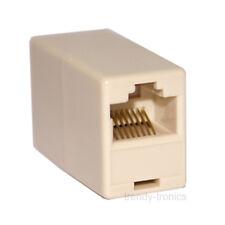 RJ45 To RJ45 Straight Ethernet Network Joiner Coupler