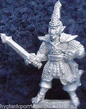 1985 RR4 Mengil Manhides Dark Elves Regiments of Renown Manflayers RR11 Drow GW