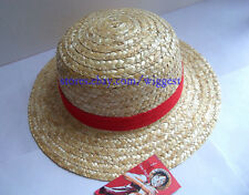 One Piece Monkey D Luffy Cosplay Straw Hat Shinsekai New World 2 Years Later Cap