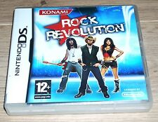 ROCK REVOLUTION for Nintendo DS  NDS - with box & manual