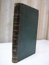 Revue britannique 1838 / Canada Versailles Russie Guyane Shaftesbury Chili......