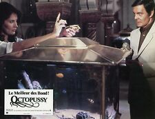 JAMES BOND 007 MAUD ADAMS OCTOPUSSY 1983 VINTAGE PHOTO LOBBY CARD N°8