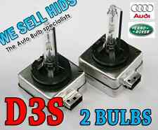 D3S 6000K HID Xenon Bulbs OEM Replacement HID audi a4 b8 s sline 2008 + S5 A5 S3