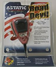 Retail Package Astatic Rd104-E mic Road Devil Cb Radio Amplified microphone 4pin