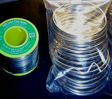 4 oz bag of Lead Free Solder Canfield DGS with SILVER great for Jewelry Art :-)