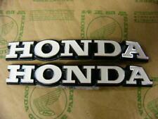 Honda CB 750 Four K2 Tankembleme Set  Emblem Set, fuel tank 87121-341-000
