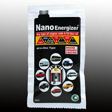 NANO ENERGIZER better ENGINE! than Ceramizer repair regenerate diesel petrol lpg