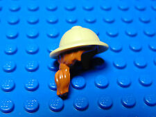 LEGO-MINIFIGURES SERIES 13 X 1  HAT/HAIR FOR THE PALEONTOLOGIST SERIES 13 PARTS