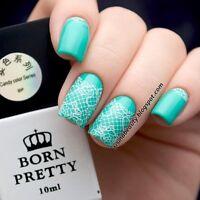10ml Green Nail Art Tips Soak Off UV Gel Polish Manicure DIY BORN PRETTY  7#