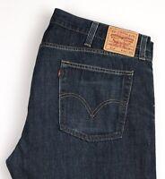 Levi's Strauss & Co Hommes 514 Droit Slim Jean Taille W44 L30 ARZ1343