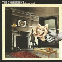 THE CHARLATANS Who We Touch (2010) 10-track CD album NEW/SEALED