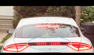 Tail light  reflector sequential Brake LED for  Kia Stinger 18-20