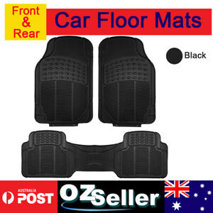 Trimmable Auto Floor Mats Full Set (3 Piece ) For Lexus CT ES GS IS LS NX RC RX