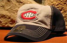 Men's NHL MONTREAL CANADIENS '47 BRAND Hockey Hat Ball Cap Adjustable Slouch