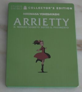 ARRIETTY - Steelbook (Studio Ghibli)