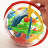 3D 100 Barriers Kids  Magic Labyrinth Intellect Ball  Maze Puzzle Portable Toys