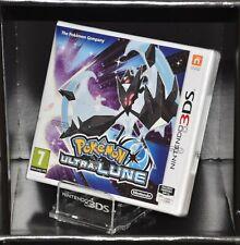 Jeu 3ds Pokemon Ultra Lune NEUF SOUS Blister en Fr compatible 2ds 3ds new 2ds..