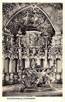 BG39398 schloss buckeburg schlosskapelle real photo   germany