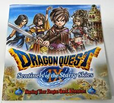 Nintendo DS Dragon Quest IX: Sentinels Of The Starry Skies Promo Booklet