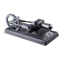 Mini Stirling Engine Model Hot Air Steam Powered Toy Physics Experiment