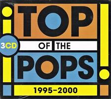 TOP OF THE POPS 1995 - 2000 - VARIOUS ARTISTS (NEW SEALED 3CD)