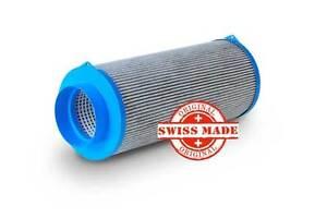 CarbonActive HL 500ZL 125 Carbon Active Aktivkohlefilter 500m³/h 125mm AKF