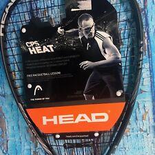 Head Cps Heat Racquetball Racquet -New!