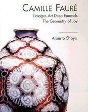 Camille Faure : Limoges Art Deco Enamels - The Geometry of Joy by Alberto...
