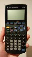 Calculatrice scientifique TI-89 Texas Instruments vintage 1999 pour pièces