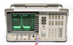 HP Agilent 8560A 50Hz - 2.9GHz RF Spectrum Analyzer