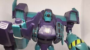Transformers Animated Lugnut Voyager Complete Decepticon