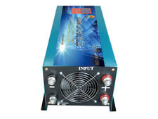 UK~60000W/15000W LF Pure Sine Wave Power Inverter 24V DC/230V AC LCD/UPS/Charger
