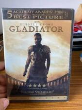 Gladiator Dvd - New, Factory Sealed - Russell Crowe