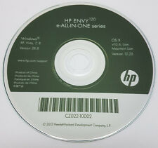 CLONE - HP Printer CD Driver Software Disc for Envy 120 e-all in One series