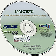ASUS M4N75TD MOTHERBOARD DRIVERS M1645 WIN 8 & 8.1