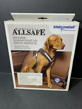 Klein Metall Allsafe Original Dog Harness for Small Dog 40-60 Pounds