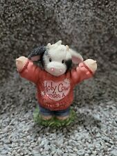 """Enesco Vintage 2000 Mary'S Moo Moos - """"Holy cow you're a great mom"""" 726109"""