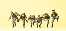 Preiser H0 Art.Nr. 16878  Absitzende Panzergrenardiere. DR 1939-45