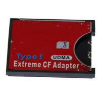 AU_ SD SDHC SDXC to CF Type I WiFi Flash Memory Card Reader Adapters for SLR Cam