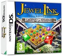 JEWEL LINK CHRONICLES LEGEND OF ATHENA PER NINTENDO 3DS nuovo.