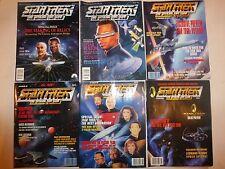 Lot of 17 Star Trek the Official Fan Club Magazine #90, 94-108, 123, Ms