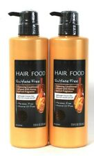 2 Hair Food 17.9 Oz Sulfate Free Cleansing Conditioner With Honey Apricot Frag