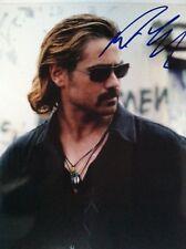 Colin Farrell signed autograph 8x10 photo COA