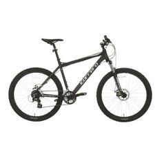 "Carrera Vengeance Mens MTB Mountain Bike 22"" Alloy Frame 27.5"" Inch Wheels Black"