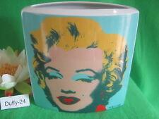 %  Vase 20 cm Marilyn  Monroe  Andy Warhol  von Rosenthal %