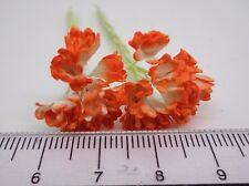 Carnation Fleurs Maison De Poupées Miniature Jardin X 20